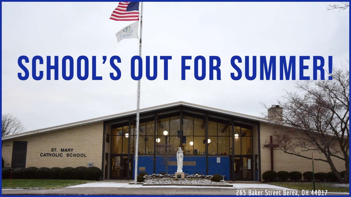 Have a Safe and Wonderful Summer
