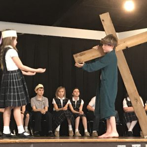 Living Stations of the Cross 2018