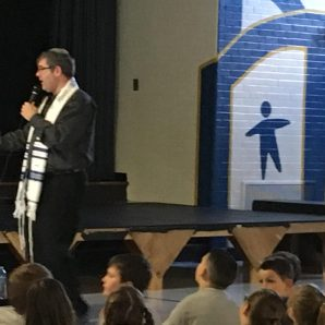 Rabbi Eric 5-10-18 Right to Read Week